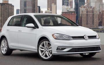 Buchen  Volkswagen Golf or similar