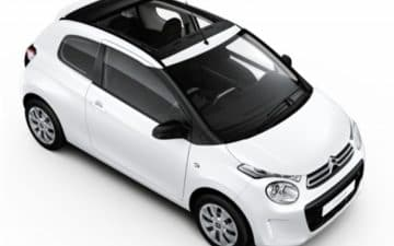 CITROEN CITROEN C1 OPEN AUTOMATIC