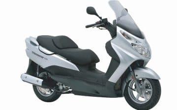 SUZUKI SUZUKI BURGMANN 125 cc