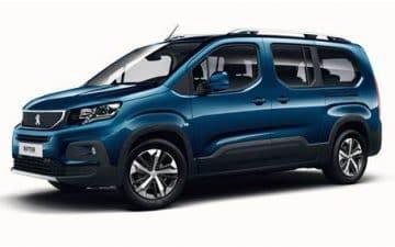 Rent  Peugeot Rifter long 7 Pax or similar