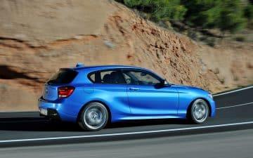 Buchen  BMW serie 1 odr audi a3 automatic O SIMILAR