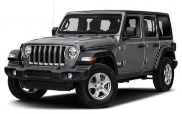 Buchen  Jeep Wrangler unlimited 5 Pax Automatic
