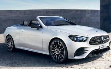 Rent  Mercedes Clase E Automatic