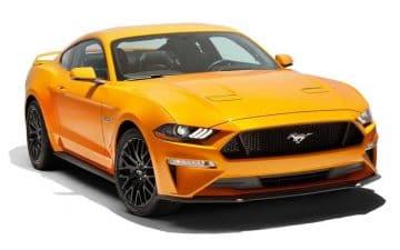 Buchen  Ford Mustang GT 5.0 V8
