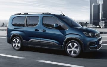 Rent  Peugeot Rifter or similar