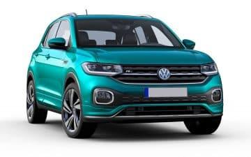 Rent  Volkswagen T-cros or fiat 500 X / L O SIMILAR