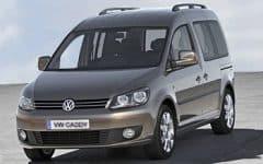 Volkswagen Caddy 5+2 Pax or similar