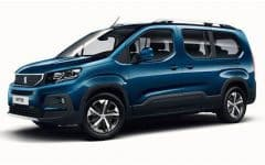Peugeot Rifter long 7 Pax or similar