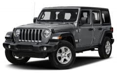 Jeep Wrangler unlimited 5 Pax Automatic
