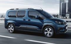 Peugeot Rifter or similar